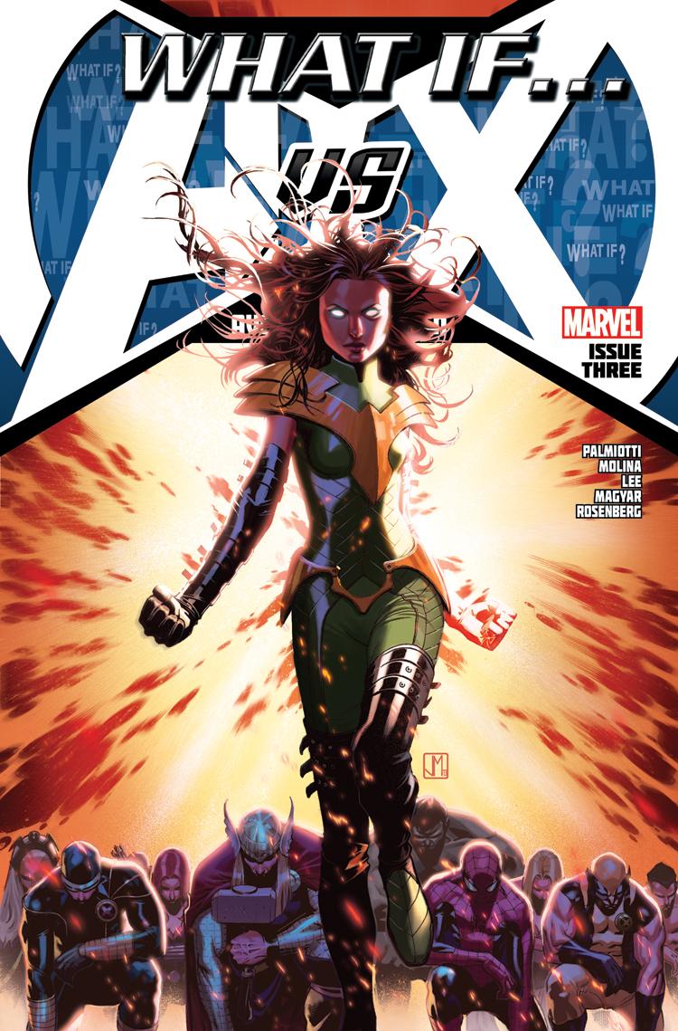 What If? Avengers Vs. X-Men (2013) #3