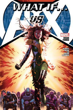 What If? Avengers Vs. X-Men #3