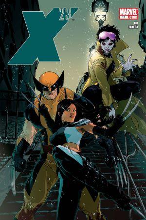 X-23 (2010) #11