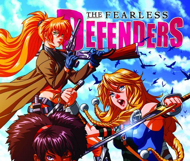FEARLESS DEFENDERS 9 (NOW, WITH DIGITAL CODE)
