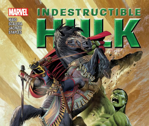 INDESTRUCTIBLE HULK 13 (WITH DIGITAL CODE)
