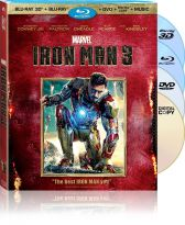 Iron Man 3 on Blu-ray 3D