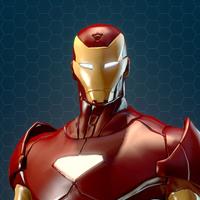 Iron Man (Marvel Heroes)