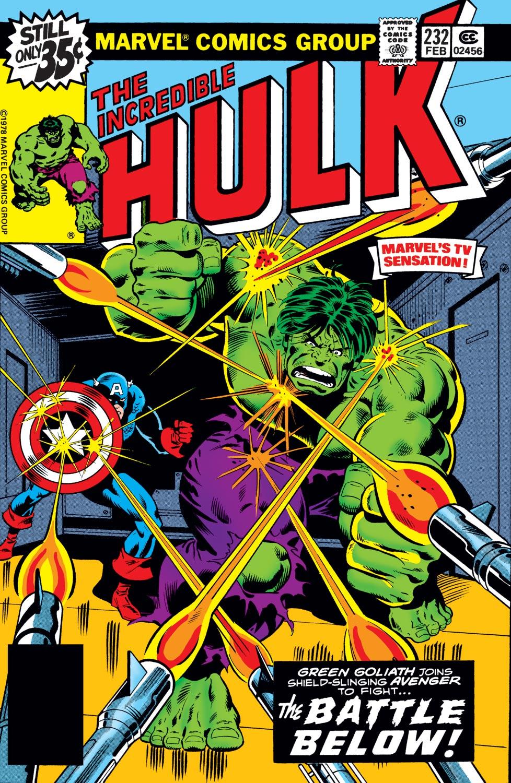 Incredible Hulk (1962) #232