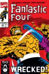Fantastic Four (1961) #355 Cover