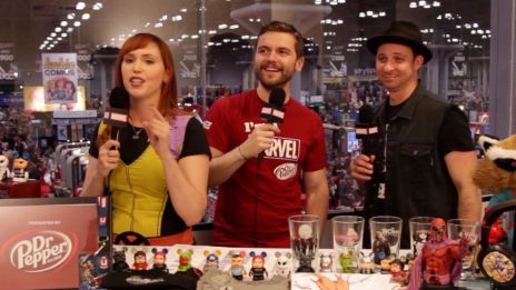 NYCC 2013: Jason Narvy Interview