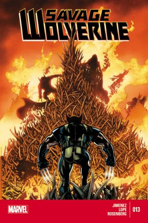 Savage Wolverine (2013) #13