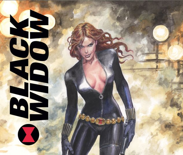 BLACK WIDOW 1 MANARA VARIANT (ANMN, WITH DIGITAL CODE)
