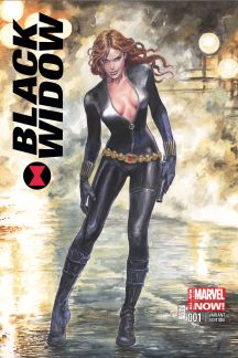 Black Widow (2014) #1 (Manara Variant)