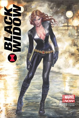 Black Widow (2014) #1 (Manara Variant)