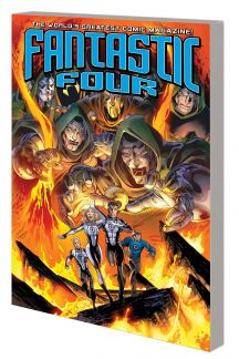 FANTASTIC FOUR VOL. 3: DOOMED TPB (Trade Paperback)
