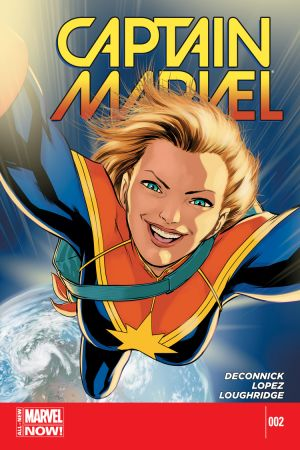 Captain Marvel (2014) #2