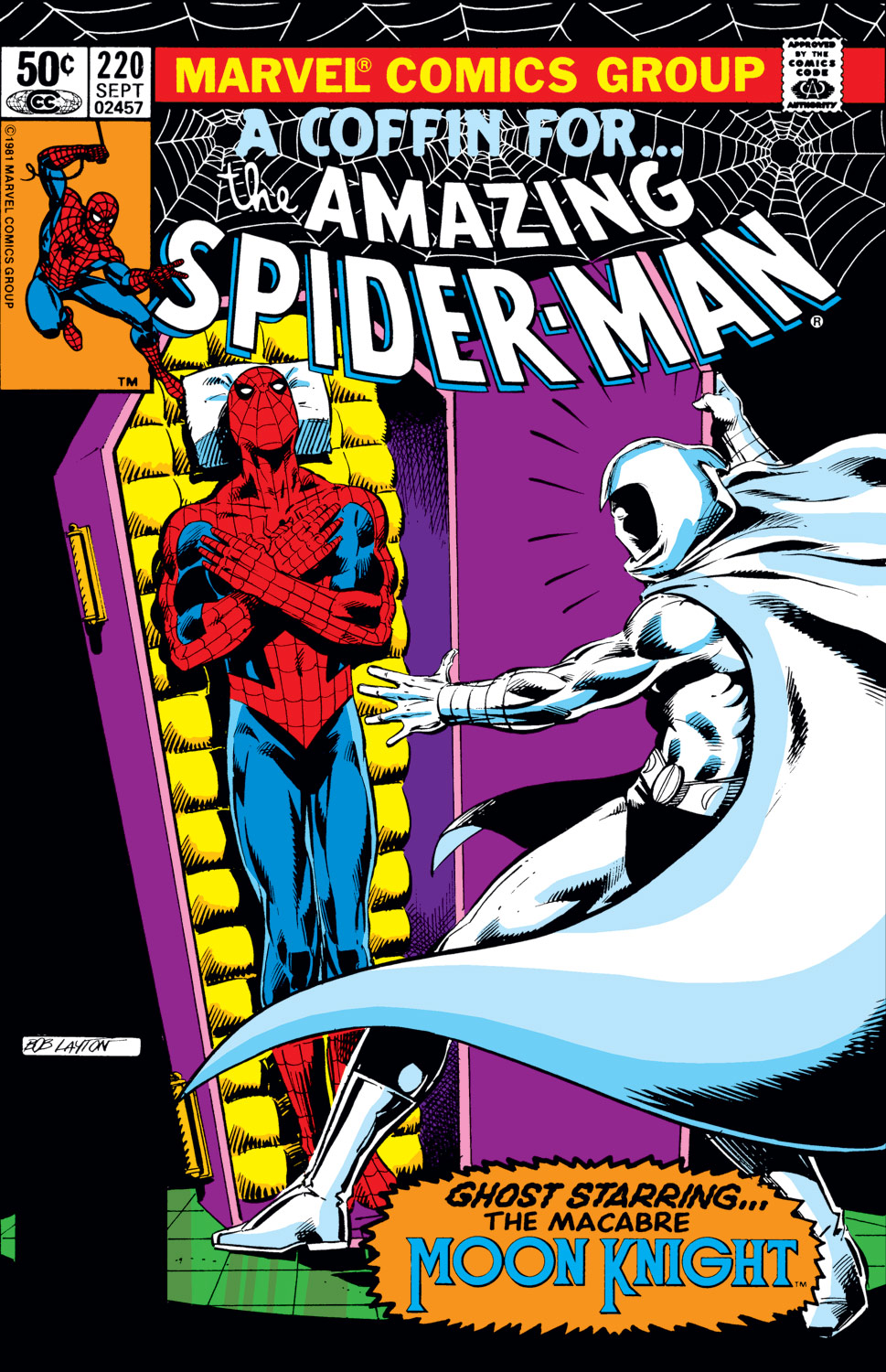 The Amazing Spider-Man (1963) #220