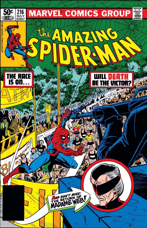 The Amazing Spider-Man (1963) #216