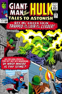 Tales to Astonish (1959) #69