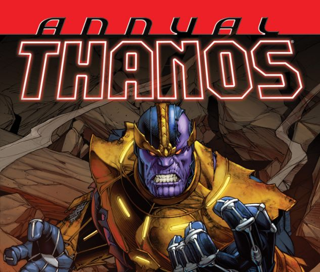THANOS ANNUAL 1 (WITH DIGITAL CODE)