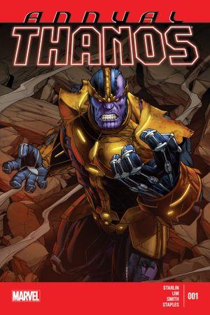 Thanos Annual (2014) #1