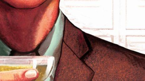 Marvel AR: Dexter #1 Cover Recap