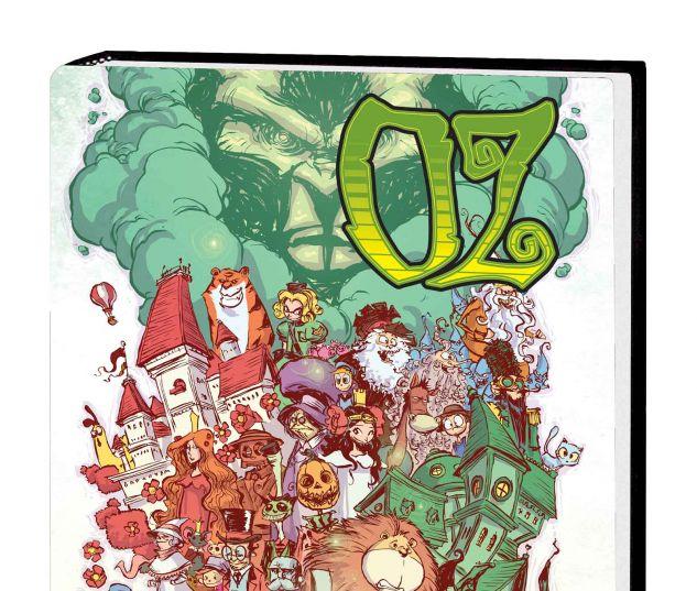 OZ OMNIBUS HC