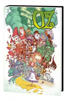 Oz (Hardcover)