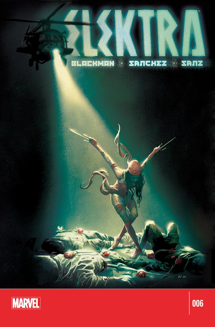 Elektra (2014) #6