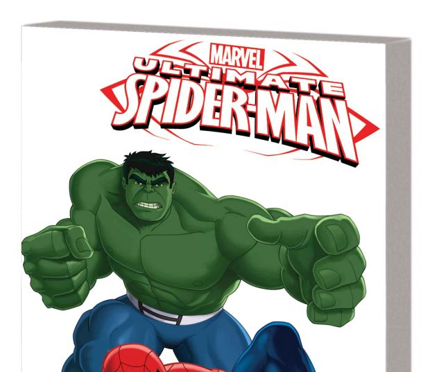 MARVEL UNIVERSE ULTIMATE SPIDER-MAN VOL. 7 DIGEST