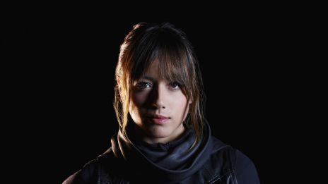 Chloe Bennet stars as Agent Skye in Marvel's Agents of S.H.I.E.L.D.