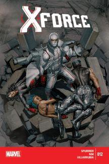 X-Force (2014) #12
