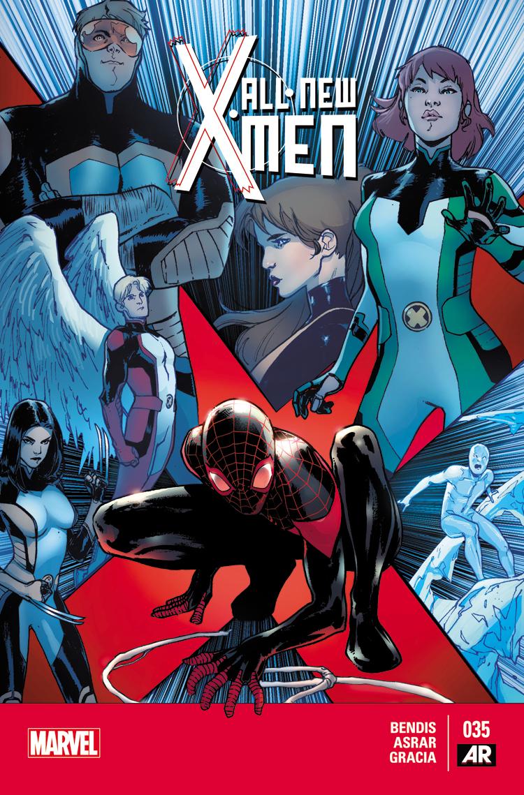 All-New X-Men (2012) #35