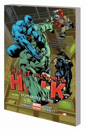 Indestructible Hulk (Trade Paperback)