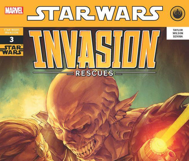 Star Wars: Invasion - Rescues (2010) #3