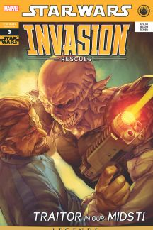 Star Wars: Invasion - Rescues #3