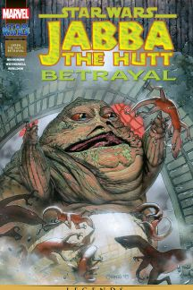 Star Wars: Jabba The Hutt - Betrayal #1