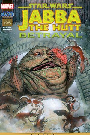 Star Wars: Jabba The Hutt - Betrayal (1995) #1