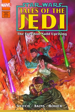 Star Wars: Tales Of The Jedi - The Freedon Nadd Uprising #2