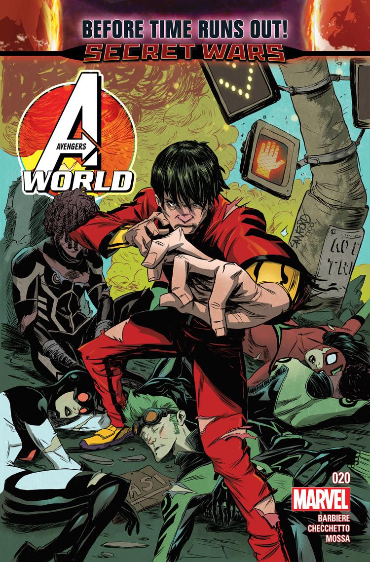 Avengers World (2014) #20