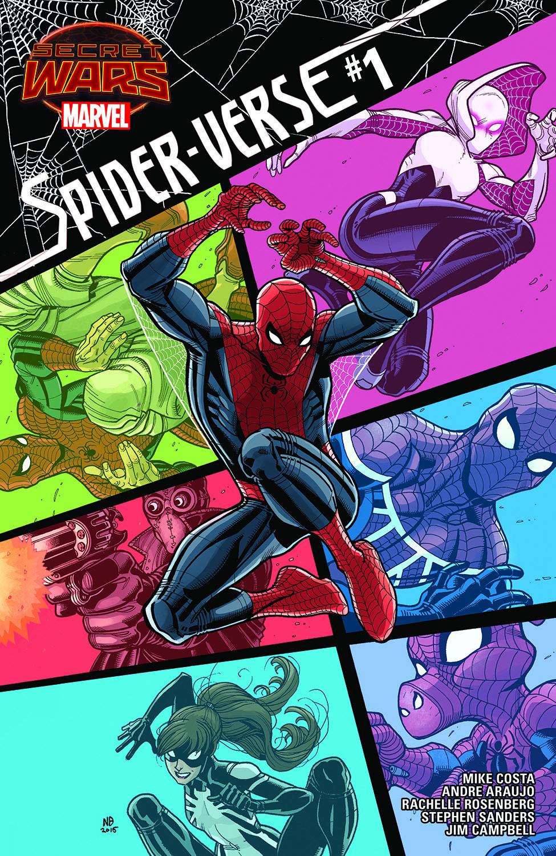 Spider-Verse (2015) #1