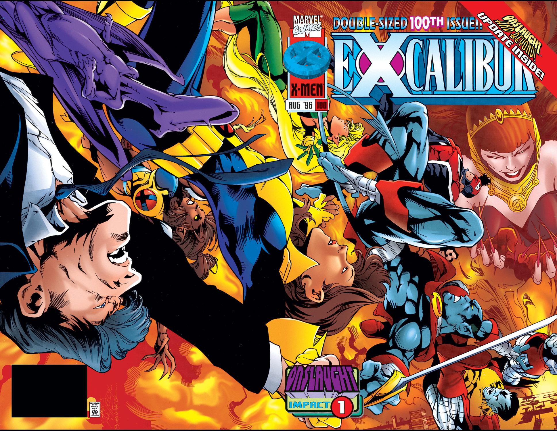 Excalibur (1988) #100