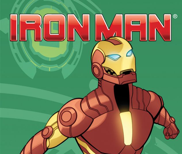 Iron Man Infinite Digital Comic (2013) #7