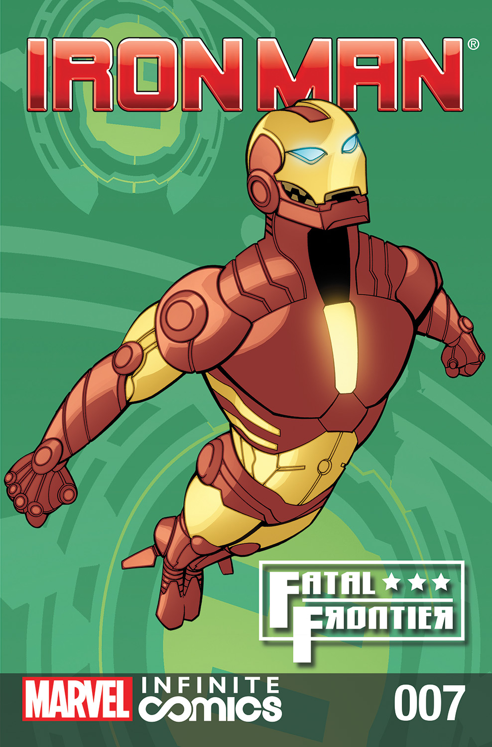 Iron Man: Fatal Frontier Infinite Comic (2013) #7