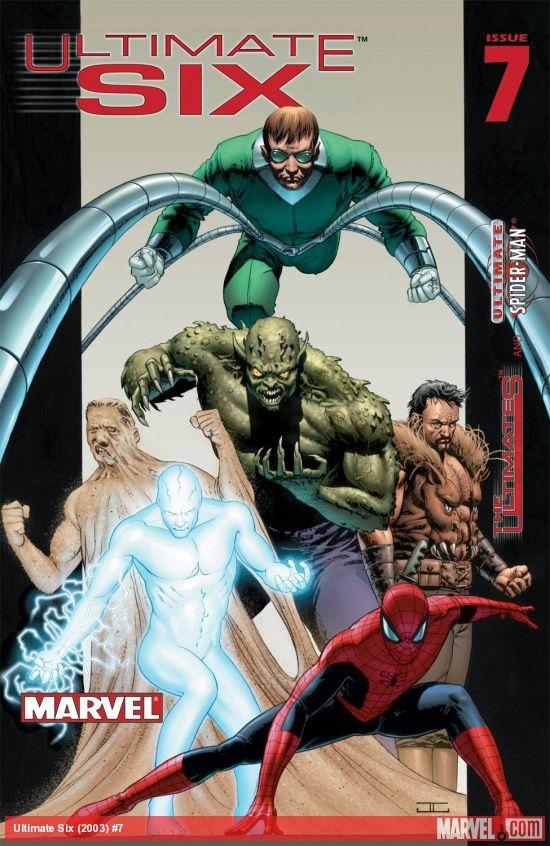 Ultimate Six (2003) #7