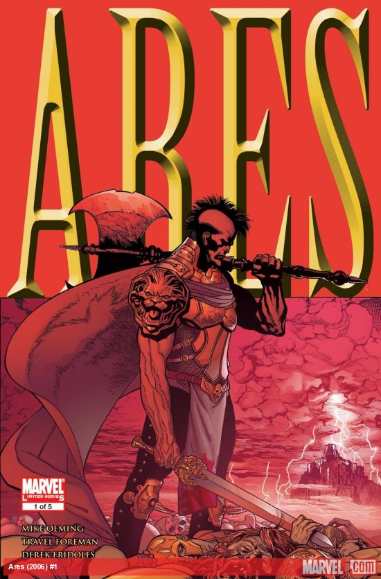 Ares (2006) #1