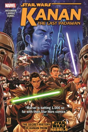 Star Wars: Kanan Vol. 1 - The Last Padawan (Trade Paperback)