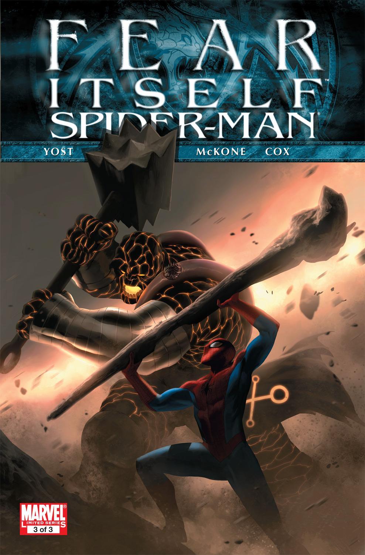 Fear Itself: Spider-Man (2011) #3