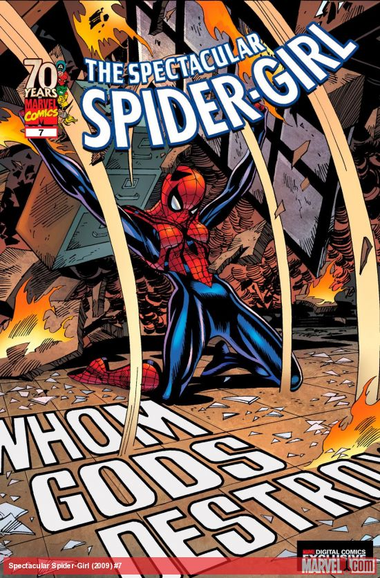 Spectacular Spider-Girl (2009) #7