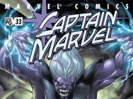 Captain Marvel (2000) #33