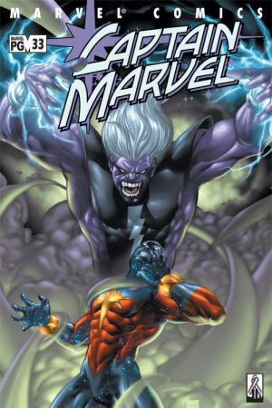 Captain Marvel #33