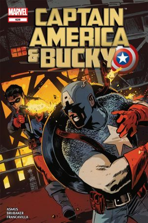 Captain America and... #626