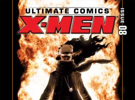ULTIMATE COMICS X-MEN (2010) #8