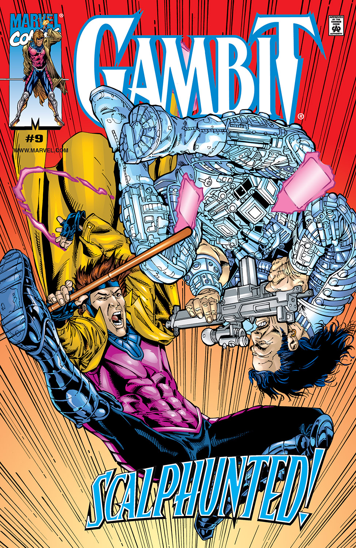 Gambit (1999) #9